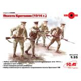 Пехота Британии (1914) 1:35