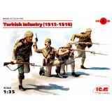 Пехота Турции (1915-1918 г.), І МВ 1:35