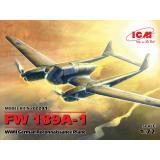 Немецкий самолет-разведчик Fw 189A-1 1:72