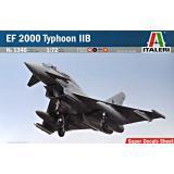 Истребитель EF-2000 Typhoon IIB 1:72