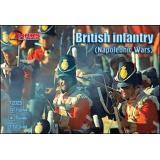 British infantry, Napoleonic Wars 1:72