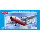 Транспортный самолет Armstrong-Whitworth Argosy (100 Siries) 1:144