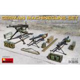 Набор немецких пулеметов 1:35