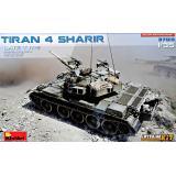Танк Tiran 4 Sharir позднего типа 1:35