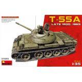 Танк Т-55А поздних модификаций (1965 г) 1:35