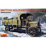 Британский грузовой автомобиль Первой мировой войны B-Type