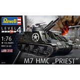 """105-мм самоходная гаубица M7 HMC """"Priest"""" 1:76"""