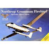 Разведчик Northrop Grumman Firebird OPV с контейнерами 1:72