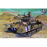 Британский пехотный танк Valentine Mk. II 1:35