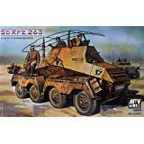 Бронеавтомобиль Panzerfunkwagen Sd.Kfz.263 8-Rad 1:35