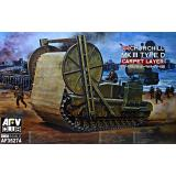 Танк Churchill Carpet Layer (Type D) Mark III 1:35