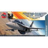 Американский истребитель Top Gun Maverick's F/A-18