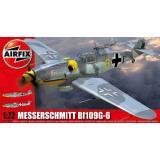 Истребитель Messerschmitt Bf109G-6 1:72