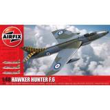 Британский истребитель-бомбардировщик Hawker Hunter F6 1:48