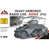 Бронеавтомобиль ADGZ (FU) 1:35