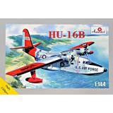 Grumman HU-16B Albatros Спасательная амфибия-биплан США 1:144