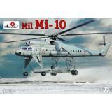 Пластиковая модель вертолета Миля Ми-10 1:72
