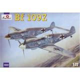 Messerschmitt Bf-109Z 1:72