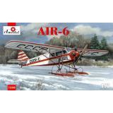 Самолет AIR-6 на лыжах 1:72