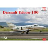 Самолет Dassault Falcon-100 1:72
