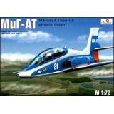 МиГ-АТ Учебно-боевой самолёт или легкий штурмовик 1:72