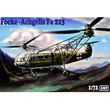 Транспортный вертолет Focke - Achgelis Fa 223 1:72