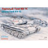 Тяжелый танк КВ-1С