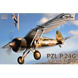 Истребитель PZL P.24G (ВВС Греции)