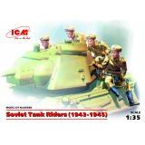 Танковый десант, 1943-1945 г. 1:35