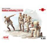 Пехота Италии (1915 г.) 1:35