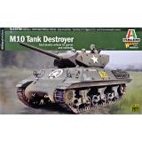 Американская САУ M10 Tank Destroyer