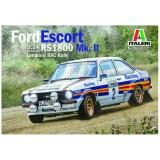 Автомобиль Ford Escort RS1800 Mk.II (Lombard RAC RAlly)