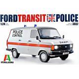 Ford Transit английская полиция