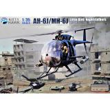 Вертолет AH-6J/MH-6J