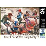 Клан Черепа - новые Амазонки. Отдай это обратно! Это моя добыча!!! 1:35