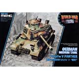 Немецкий средний танк Pz.Kpfw.V Panther (World War Toons series)