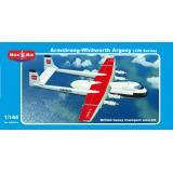 Транспортный самолет Armstrong-Whitworth Argosy (200 Siries) 1:144
