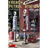 Французская Заправочная Станция (1930-40 года)