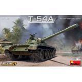 Танк Т-54А с полным интерьером 1:35