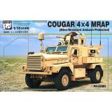 Бронеавтомобиль Cougar 4X4 MRAP 1:35
