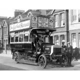 Автобус LGOC B Type Bus 1:72