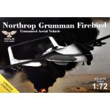 Беспилотный летательный аппарат Northrop Grumman Firebird 1:72