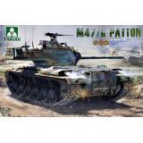 Американский тяжелый танк M47/G 2 1:35
