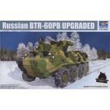 Советский БТР-60ПБ модернизированный 1:35