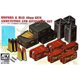 Набор деталировки: Боеприпасы для 40 мм пушки M42