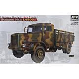 Немецкий грузовик Bussing NAG L4500A 1:35