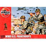 Парашютисты США. Вторая мировая война 1:72