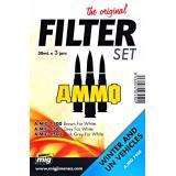 Набор фильтров A-MIG-7450: Бронетехника белого цвета