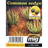 Растения, лазерная нарезка A-MIG-8456: Кусты осоки