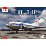 Самолет Ил-14П 1:72